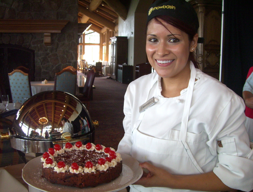 Dutch Oven Champion Is Now Snowbasin S Pastry Chef