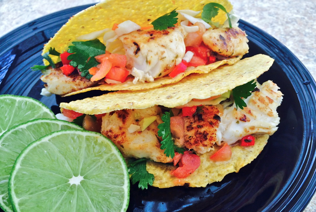 Easy fish tacos for Simple fish taco recipe