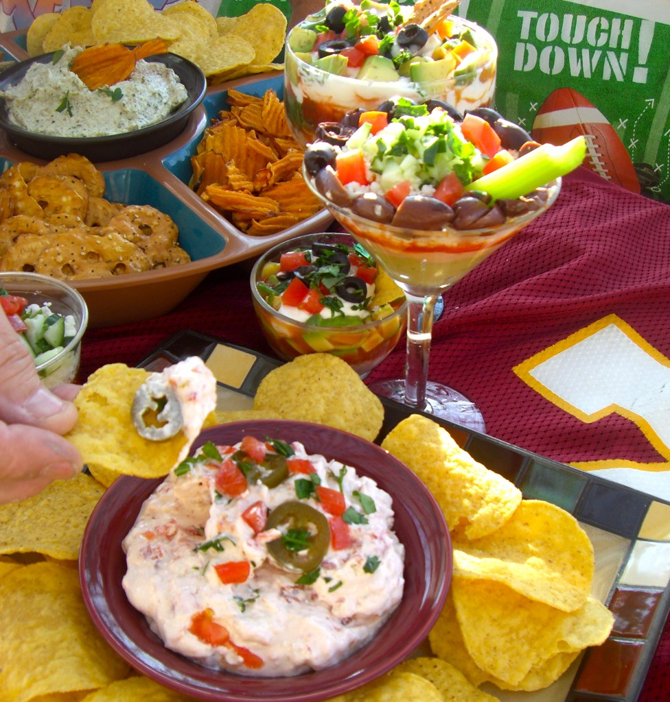 super bowl dips bowl dips 12225